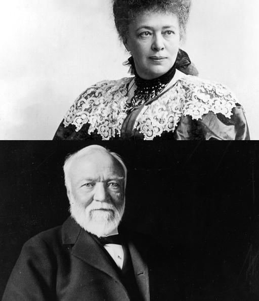 Bertha-von-Suttner-Andrew-Carnegie