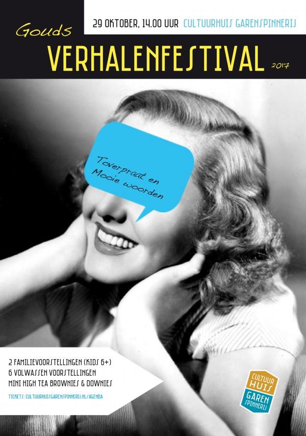 Poster Verhalenfestival